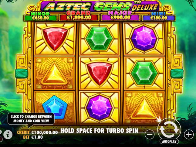 Aztec Gems Delux
