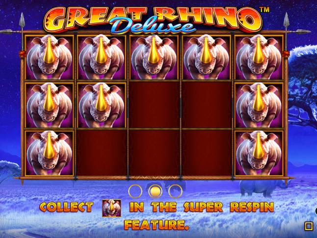 Great Rhino Deluxe