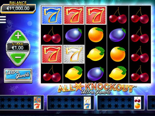 All Star Ultra Gamble