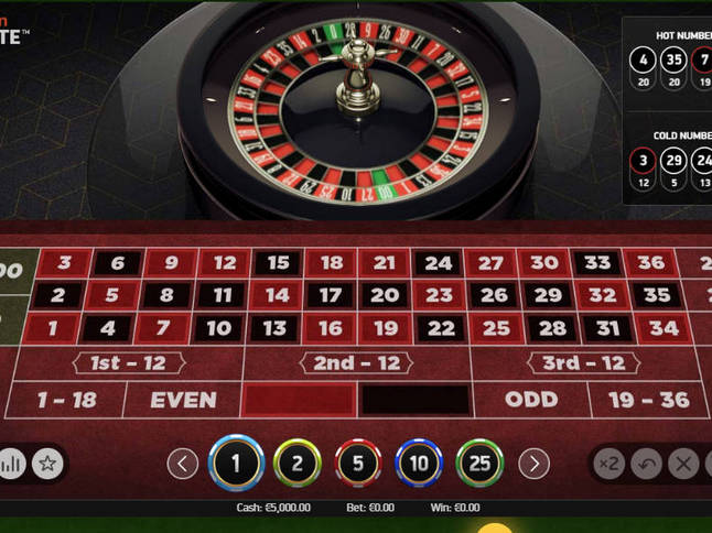 Play 'American Roulette' for Free and Practice Your Skills!