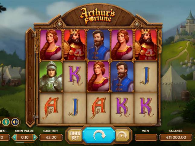 Play 'Arthurs Fortune' for Free and Practice Your Skills!