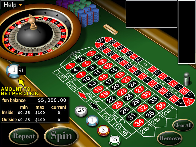 Play 'European Roulette' for Free and Practice Your Skills!