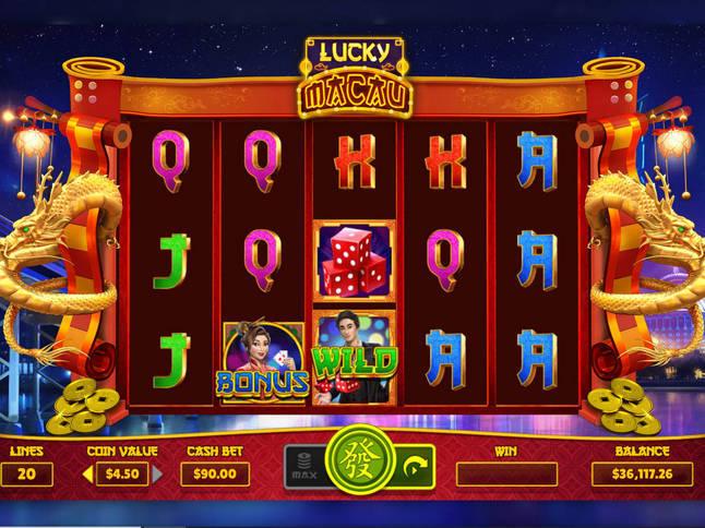 Play 'Lucky Macau' for Free and Practice Your Skills!