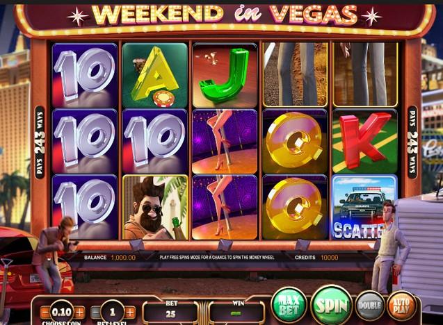 Weekend Vegas